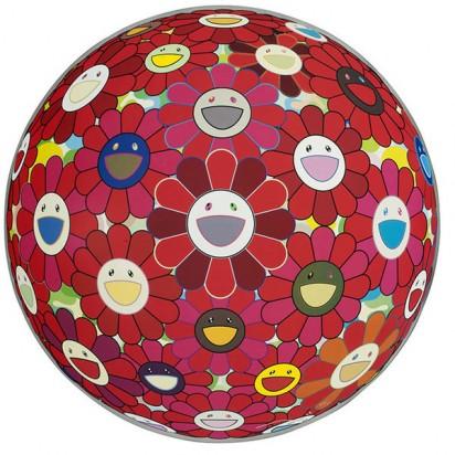 Takashi Murakami 3 Punts Galeria
