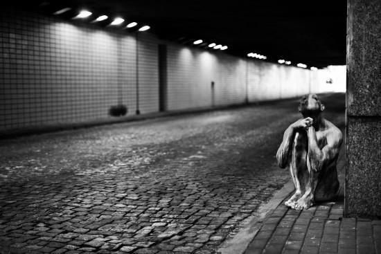 """TOMASZ GORNICKI """"On the edge of shadow"""""""