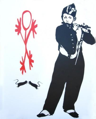 3 Punts Blek le Rat
