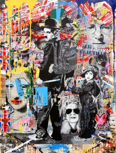 Mr. Brainwash 3 Punts